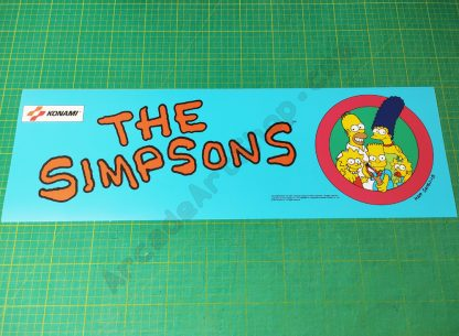 the simpsons uk marquee