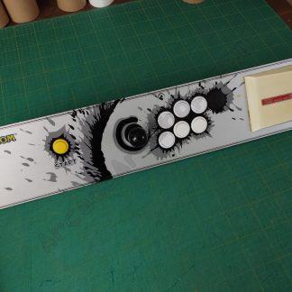 sega lindbergh original sf4 control panel