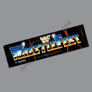 wwf wrestlefest marquee