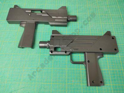 hotd4 gun casing plastics HDF-2101 2102