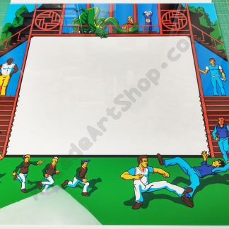 kung fu master bezel