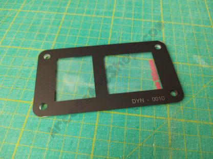 nos sega japan denomi plate DYN-0010