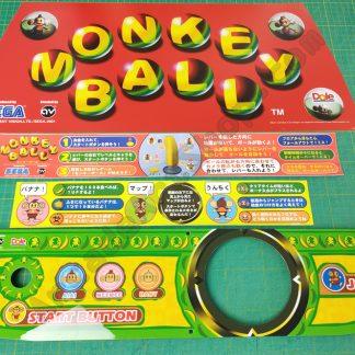 sega monkey ball kit